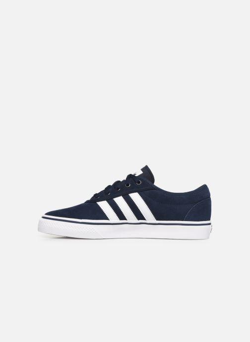 Sneakers adidas originals Adi-Ease Blå se forfra