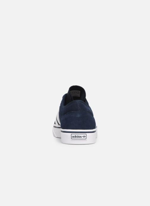 Sneakers adidas originals Adi-Ease Blå Se fra højre