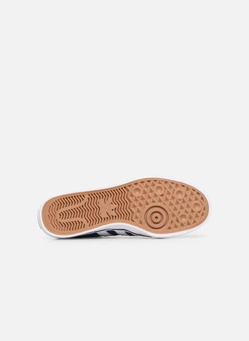 Baskets adidas originals Adi-Ease Bleu vue haut