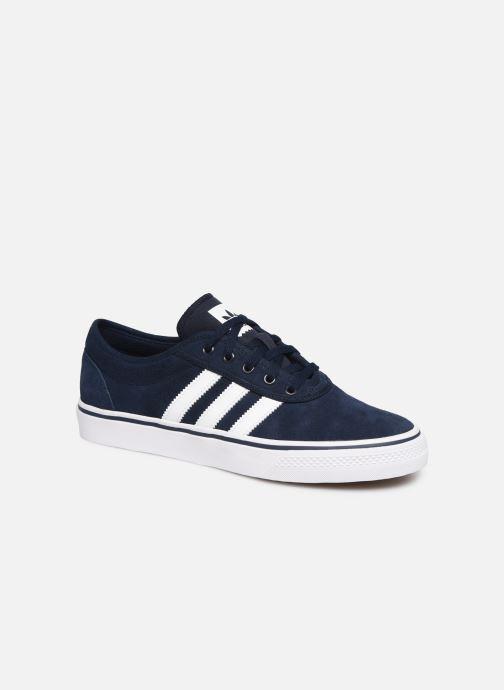 Sneakers adidas originals Adi-Ease Blå detaljeret billede af skoene