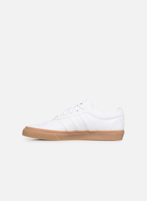 Sneaker adidas originals Adi-Ease weiß ansicht von vorne
