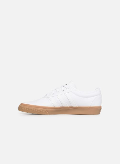 Baskets Adidas Originals Adi-Ease Blanc vue face