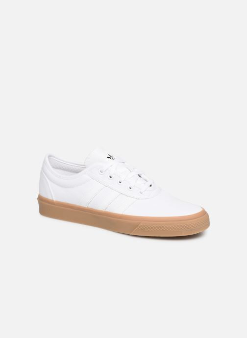 Baskets Adidas Originals Adi-Ease Blanc vue détail/paire