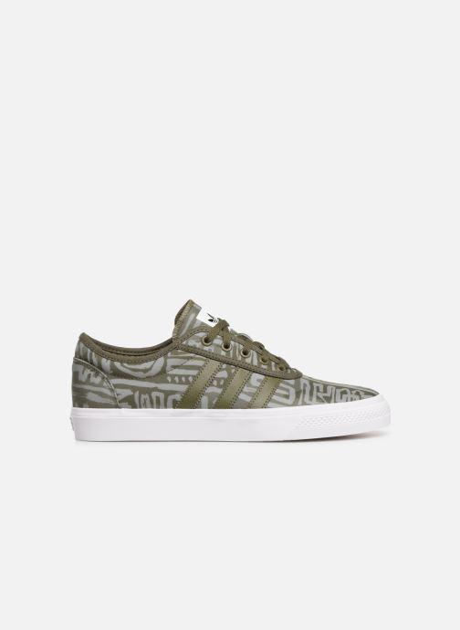 Sneakers adidas originals Adi-Ease Groen achterkant