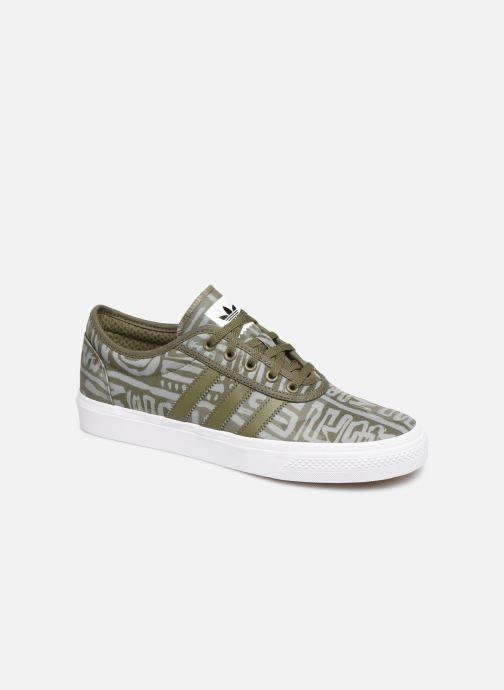 Sneakers adidas originals Adi-Ease Grøn detaljeret billede af skoene