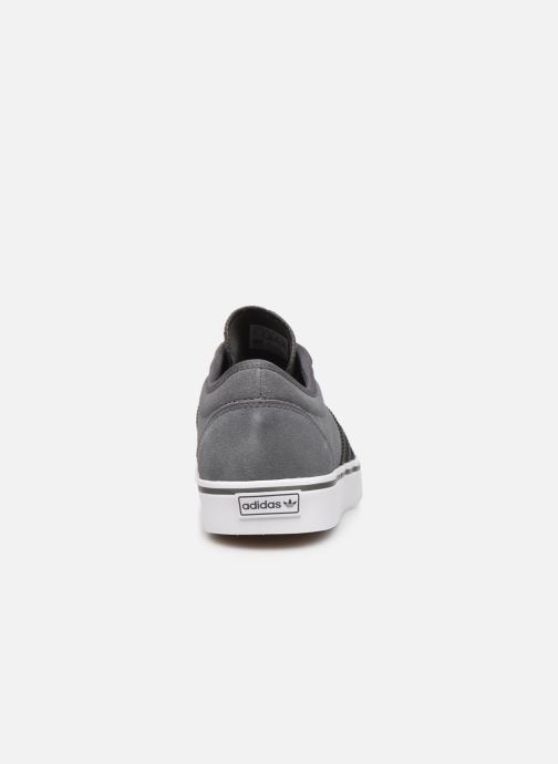 Baskets adidas originals Adi-Ease Gris vue droite