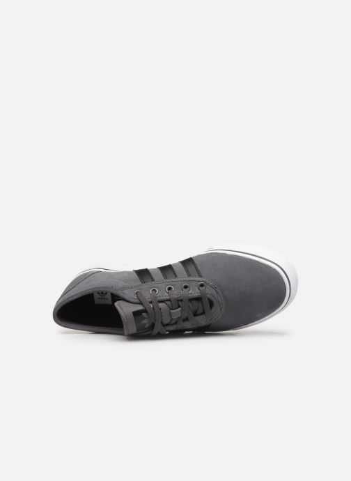 Trainers adidas originals Adi-Ease Grey view from the left