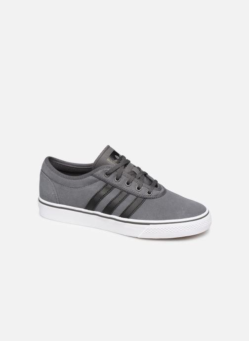 Trainers adidas originals Adi-Ease Grey detailed view/ Pair view