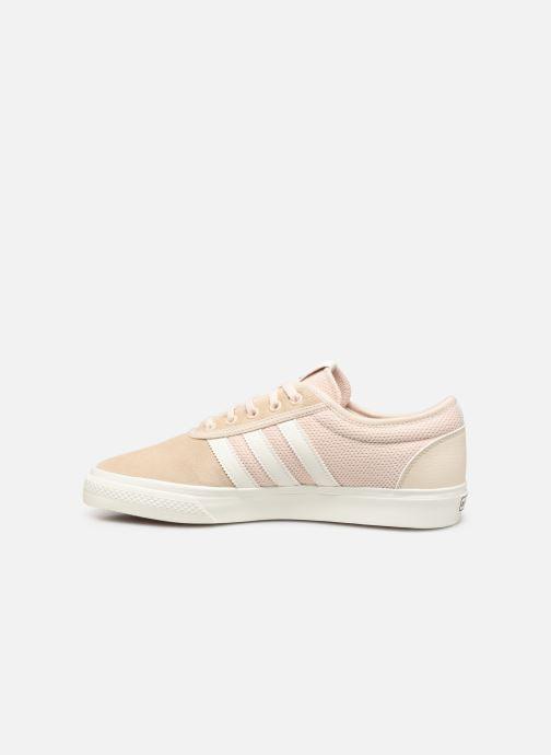 Sneaker adidas originals Adi-Ease rosa ansicht von vorne