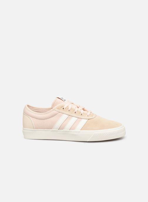 Sneaker adidas originals Adi-Ease rosa ansicht von hinten