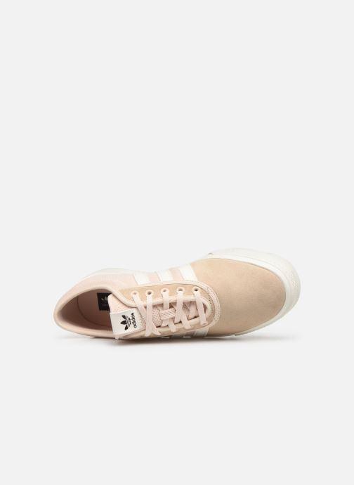 Sneaker adidas originals Adi-Ease rosa ansicht von links