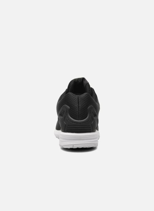 Sneaker adidas originals Zx Flux schwarz ansicht von rechts