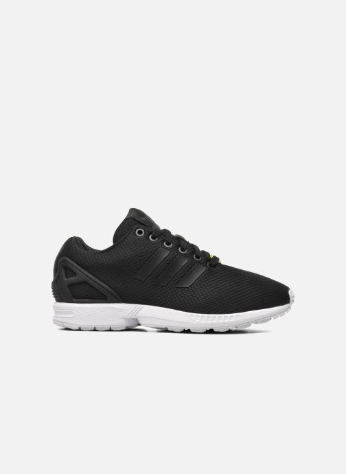 Sneaker adidas originals Zx Flux schwarz ansicht von hinten