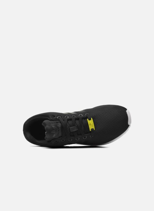 Sneaker adidas originals Zx Flux schwarz ansicht von links