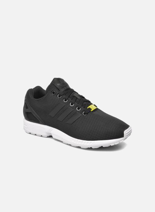 Sneakers adidas originals Zx Flux Sort detaljeret billede af skoene