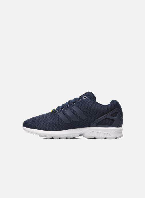 Sneakers adidas originals Zx Flux Azzurro immagine frontale