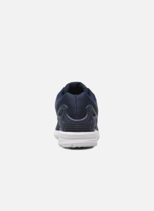 Sneakers adidas originals Zx Flux Blauw rechts