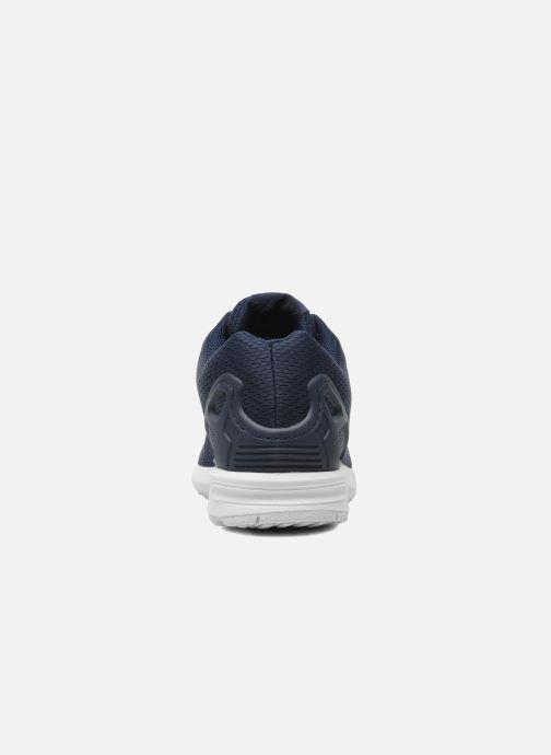 Baskets adidas originals Zx Flux Bleu vue droite