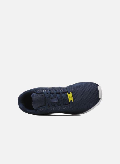 Sneakers adidas originals Zx Flux Azzurro immagine sinistra