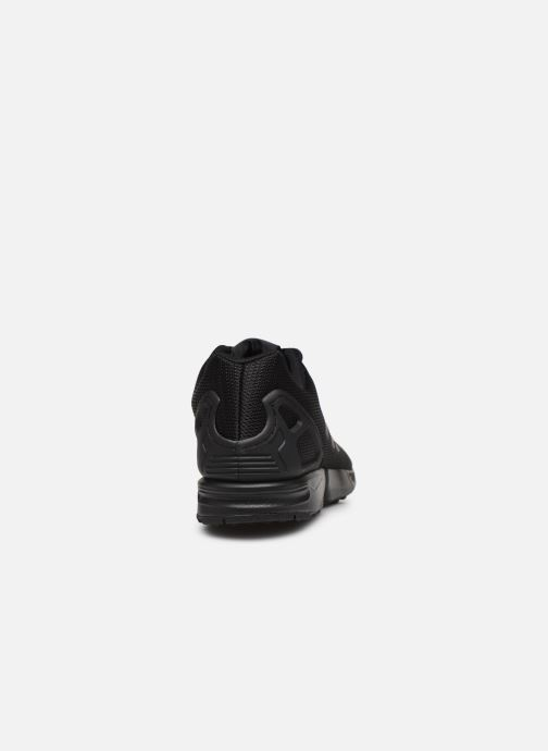 Baskets adidas originals Zx Flux Noir vue droite