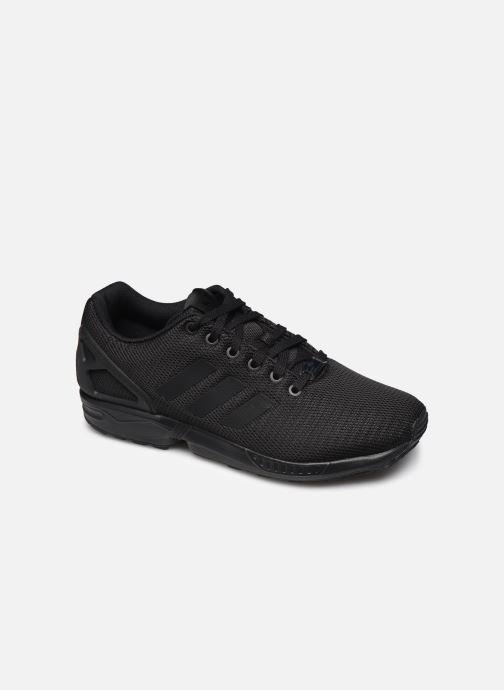 Baskets adidas originals Zx Flux Noir vue détail/paire