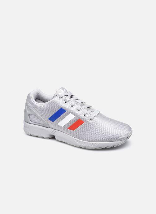 Sneakers adidas originals Zx Flux Grigio vedi dettaglio/paio