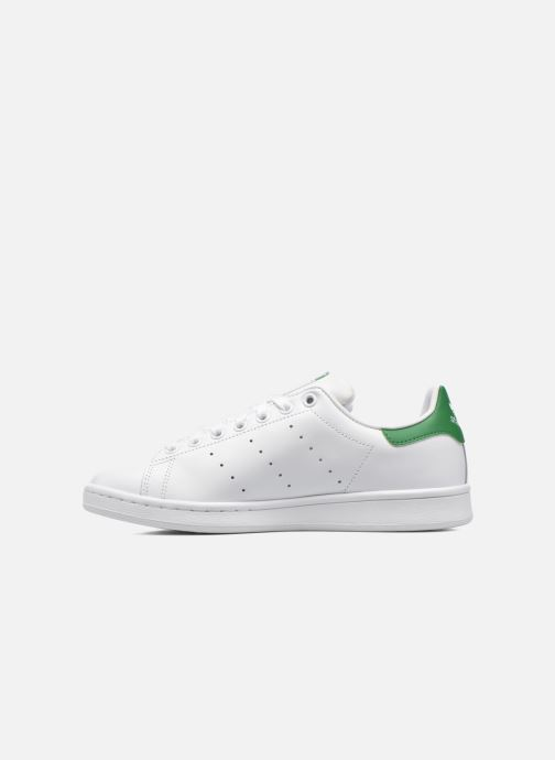 Sneakers adidas originals Stan Smith W Hvid se forfra