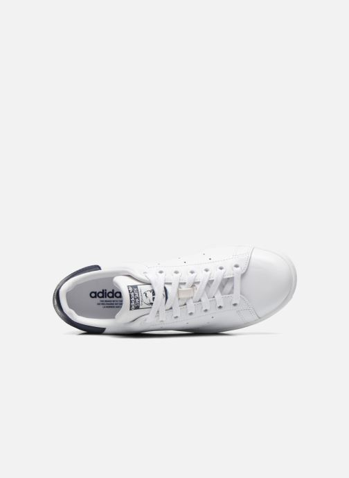 Sneaker adidas originals Stan Smith W weiß ansicht von links