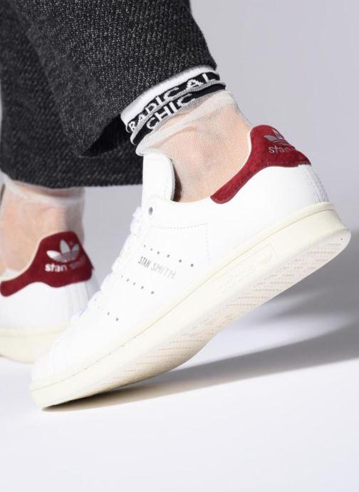 Sneakers adidas originals Stan Smith W Nero immagine dal basso