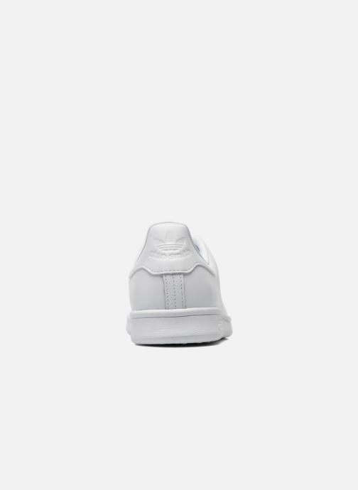 Trainers adidas originals Stan Smith W White view from the right