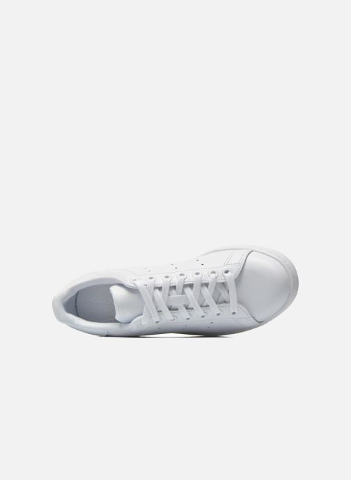 Trainers adidas originals Stan Smith W White view from the left
