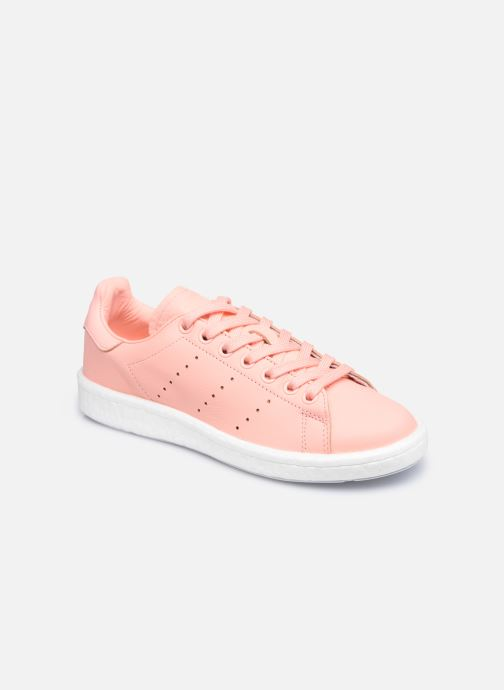 Baskets Adidas Originals Stan Smith W Rose vue détail/paire