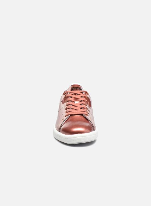 Sneakers adidas originals Stan Smith W Oro e bronzo modello indossato