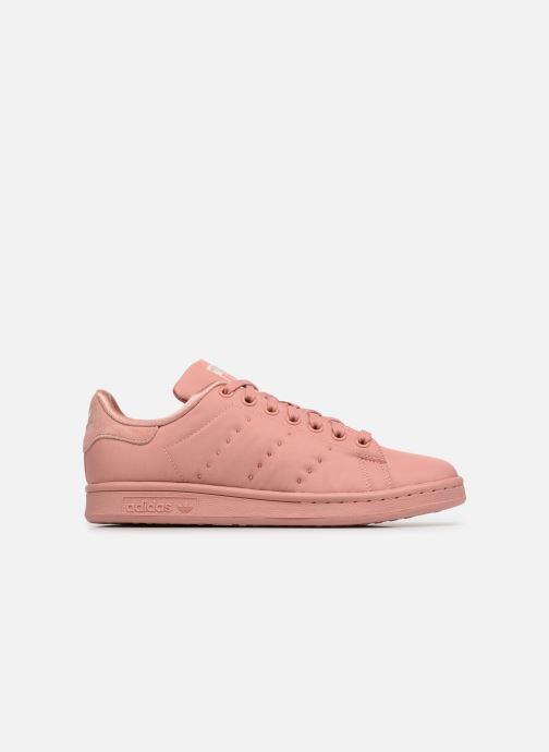 Trainers adidas originals Stan Smith W Pink back view