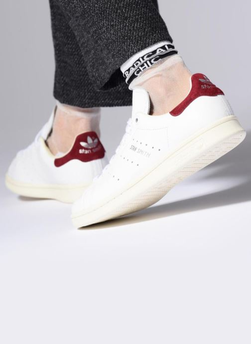 Raccomandare Scarpe Donna adidas originals Stan Smith W Bianco Sneakers 322936 DUFIhudDSI54
