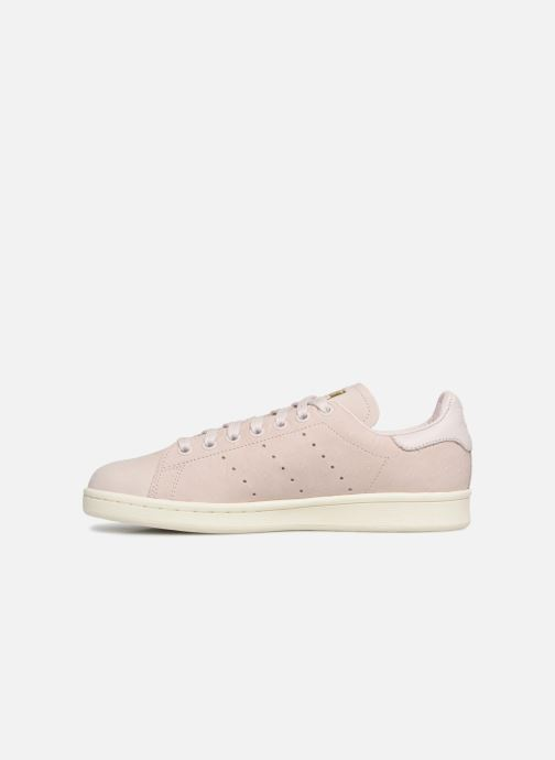 Deportivas adidas originals Stan Smith W Rosa vista de frente