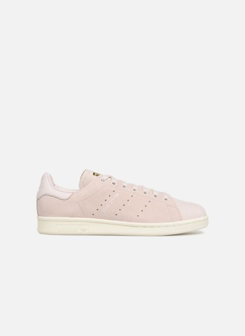 Deportivas adidas originals Stan Smith W Rosa vistra trasera
