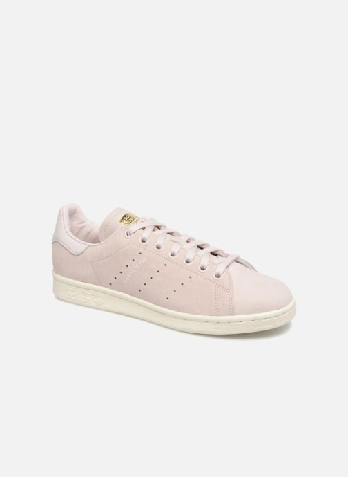 Deportivas adidas originals Stan Smith W Rosa vista de detalle / par