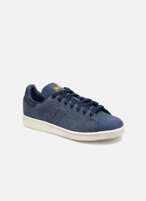 b6cbc8c98df ... official store sneakers adidas originals stan smith w blå detaljeret  billede af skoene 0c367 6aba9