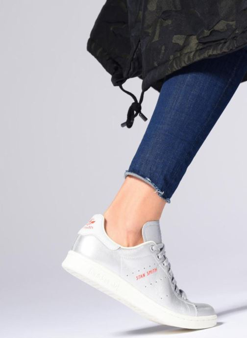 Sneakers adidas originals Stan Smith W Zilver onder