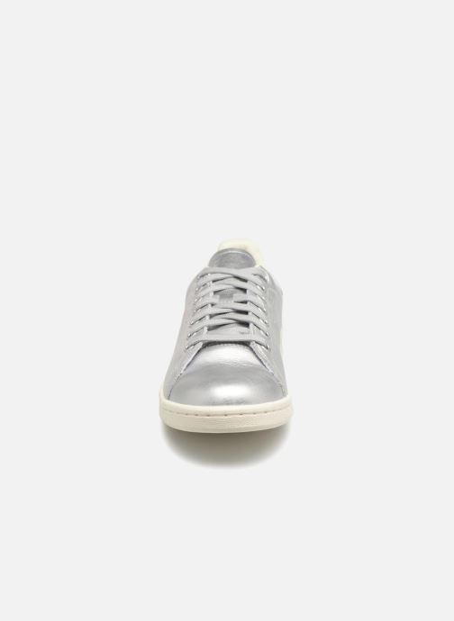 Trainers Adidas Originals Stan Smith W Silver model view