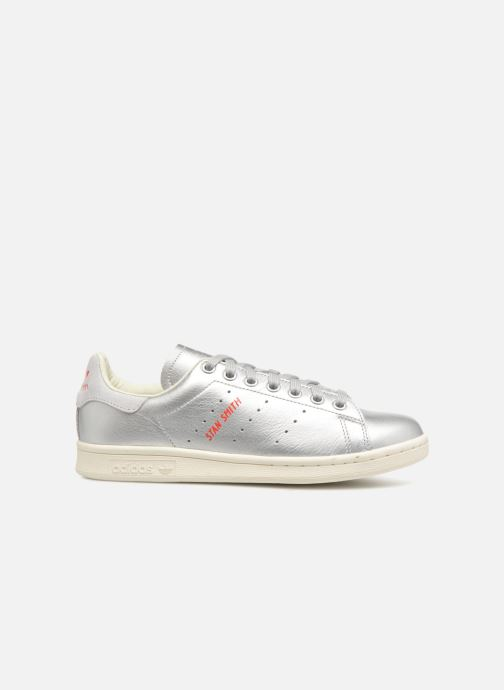 Trainers adidas originals Stan Smith W Silver back view
