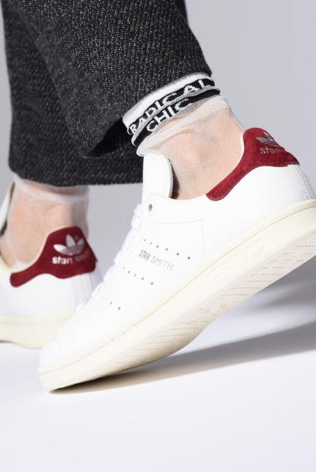 Sneakers adidas originals Stan Smith W Rosa immagine dal basso
