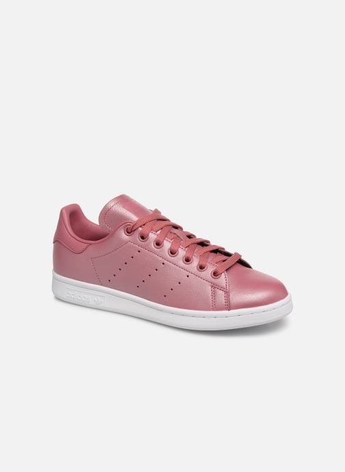 Trainers adidas originals Stan Smith W Pink detailed view/ Pair view