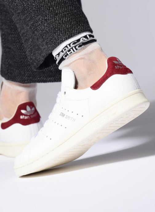 Sneakers adidas originals Stan Smith W Beige immagine dal basso
