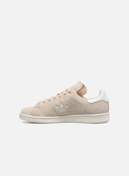 Sneakers adidas originals Stan Smith W Beige voorkant