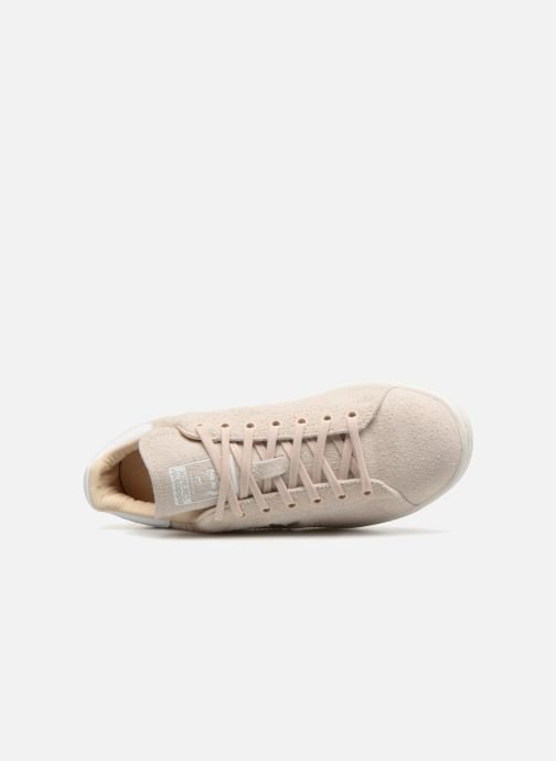Baskets Adidas Originals Stan Smith W Beige vue gauche
