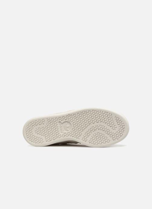 Sneakers adidas originals Stan Smith W Beige immagine dall'alto