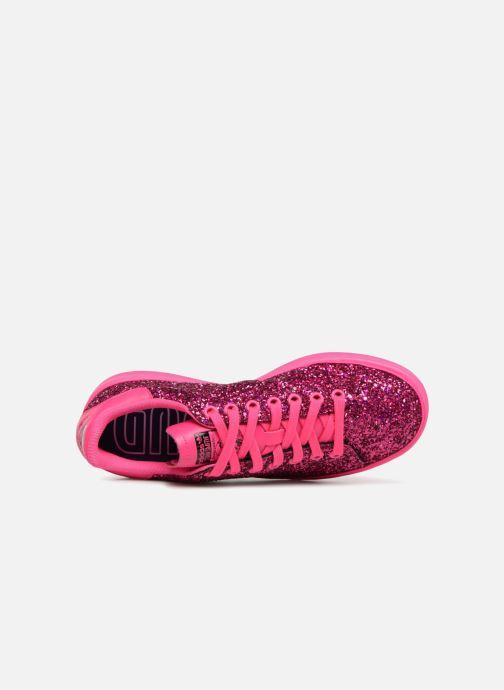 Sneakers adidas originals Stan Smith W Pink se fra venstre