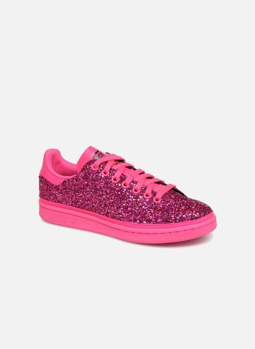 Sneakers adidas originals Stan Smith W Pink detaljeret billede af skoene